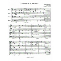 Cherubim Song No. 7 by Dimitri Bortniansky