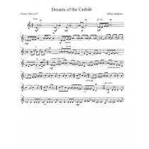 Dreams of Casbah for Solo Natural Horn