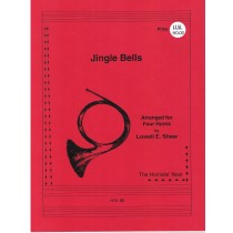 Jingle Bells for Horn Quartet arranged by Lowell Shaw