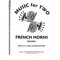 Music for Two French Horns, Vol. 1