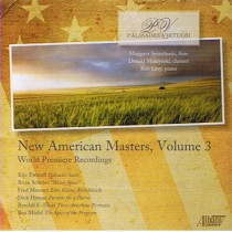 New American Masters, Volume 3
