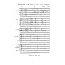 Partita for Brass and Percussion (1973)