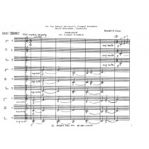 Praeludium for Trumpet Ensemble (1991) (Nine Trumpets)