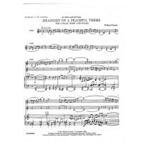 Rhapsody on a Peaceful Theme by William Presser