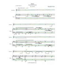 Scherzo from the Horn Concerto for Horn and Piano (1987/2006)