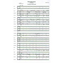 University Scenes for Wind Ensemble  (1999)