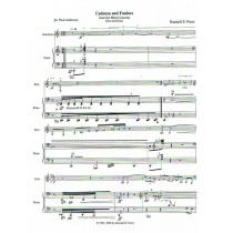 Cadenza and Fanfare from the Horn Concerto for Horn and Piano (1987/2006)