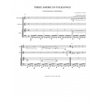 Three American Folksongs THP