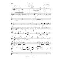 Fantasy for Horn and Organ