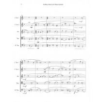 Gallery Music for Brass Quintet (1976)