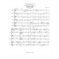Golden Calls for Horn Sextet or Horn Choir (2014)