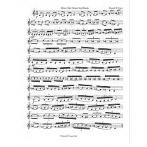Interval Etudes for Horn