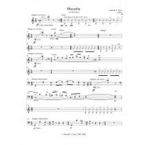Mazasha for Solo Horn (1985)
