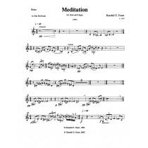 Meditation for H&O