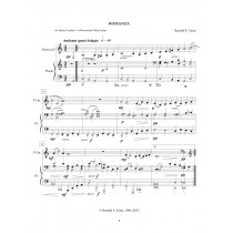 Romanza for Horn and Piano