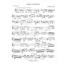 Scherzo for Solo Horn (2020)
