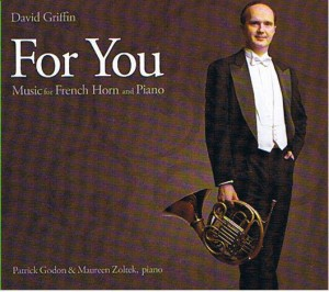 David Griffin - For You - Music for French Horn and Piano