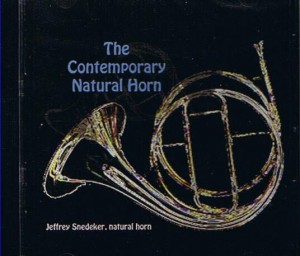 The Contemporary Natural Horn