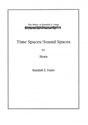 TIME SPACES/SOUND SPACES