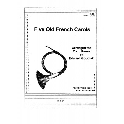 Five Old French Carols