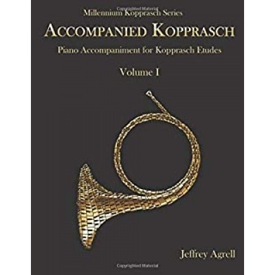 Accompanied Kopprasch by Jeffrey Agrell